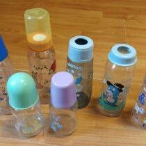 Set kojeneckých lahviček, 7ks