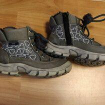 Zimní kotníkové boty Bubble Gummers