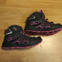 Kotníkové zimní boty Umbro