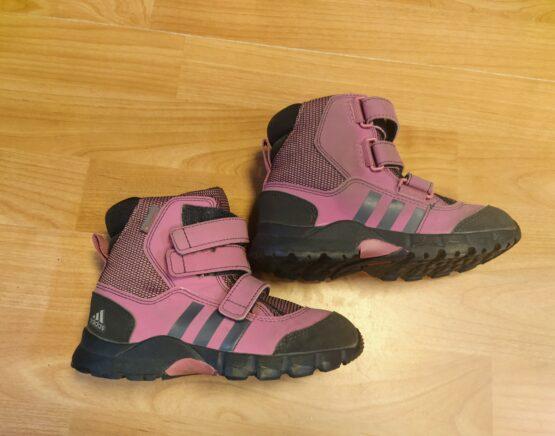 Kotníkové zimní boty Adidas