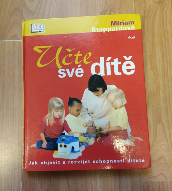 Kniha – Učte své dítě