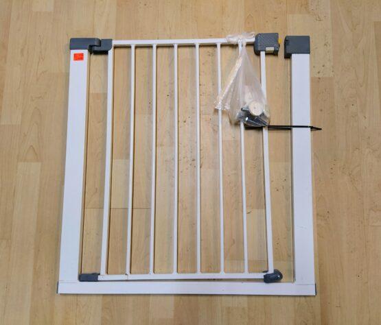 Safety kovová zábrana