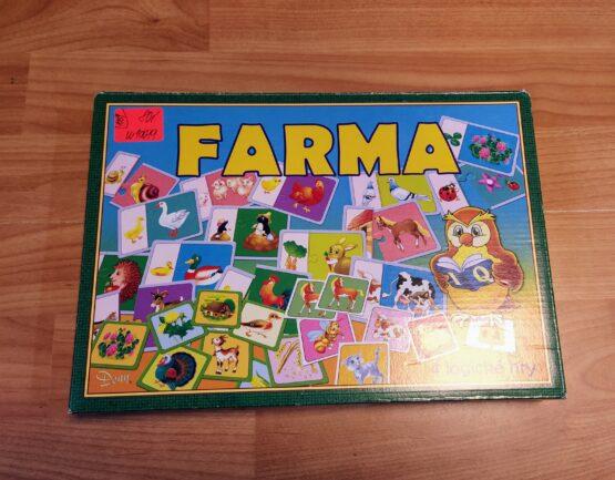 Společenská hra – Farma