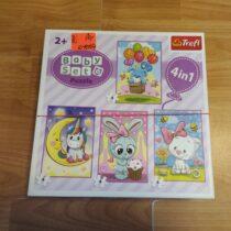 Puzzle Trefl Baby set 2+