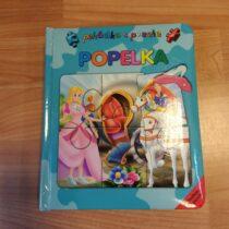 Kniha puzzle – Popelka