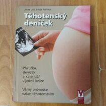 Kniha – Těhotenský deníček