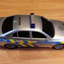 Policejní auto, zvukové