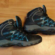 Kotníkové outdoorové boty Crivit