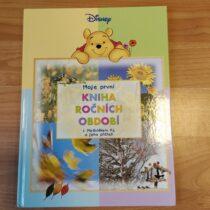 Moje první kniha ročních období sMedvídkem Pú a jeho přáteli