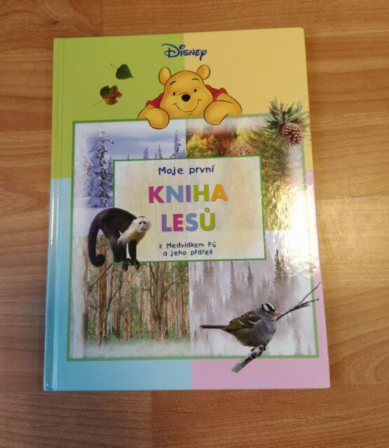 Moje první kniha lesů sMedvídkem Pú a jeho přáteli