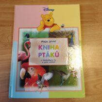 Moje první kniha ptáků sMedvídkem Pú a jeho přáteli