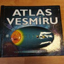 Kniha – Atlas vesmíru