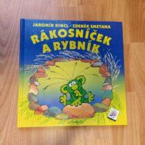 Kniha – Rákosníček a rybník