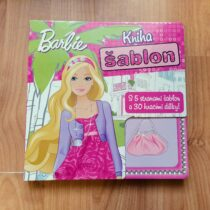 Barbie – kniha šablon