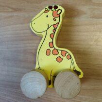 Dřevěná Žirafa
