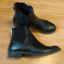 Kotníkové boty – pérka