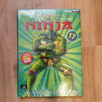 DVD Želvy Ninja 17