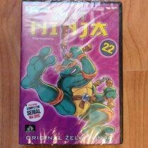 DVD Želvy Ninja 22