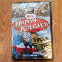 DVD Lokomotiva Tomáš: Hrdina na kolejích