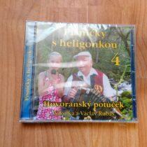 CD – Písničky sheligonkou 4
