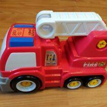 Auto hasičské, šroubovací