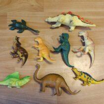 Sada dinosourů, 9ks