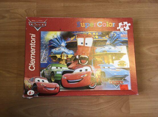 Puzzle Cars 104ks
