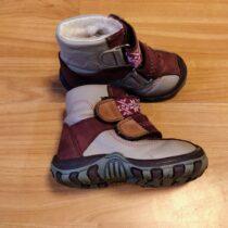 Kotníkové boty TSM