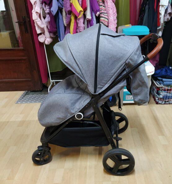 Sportovní kočár KinderKraft GRANDE Gray