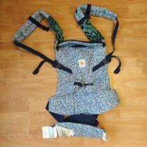 Nosítko Ergobaby Adapt Batik Indigo