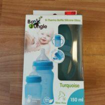 Bo Jungle skleněná láhev súchyty B-Thermo Turquoise 150ml