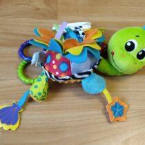 Závěsné chrastítko Playgro – Želva