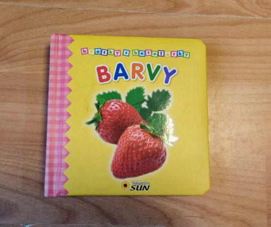 Kniha/leporelo – Barvy