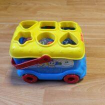 Vkládací autobus Mickey