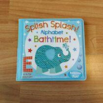 Gumová kniha – Splish splash – Slon