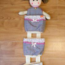Kapsář – panenka