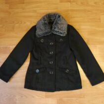 Kabát C&A skožíškem