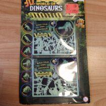 Stavebnice Dinosauři
