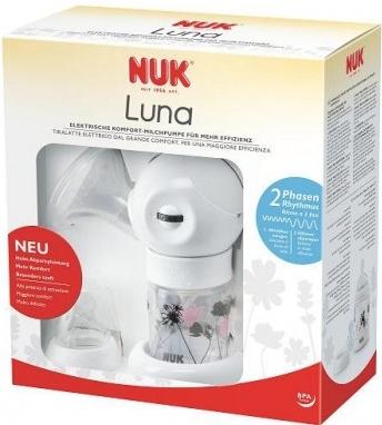 NUK Elektrická prsní Pumpa Luna