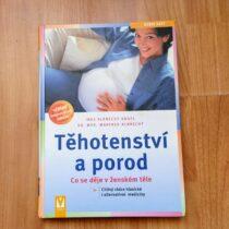 Kniha – Těhotenství a porod