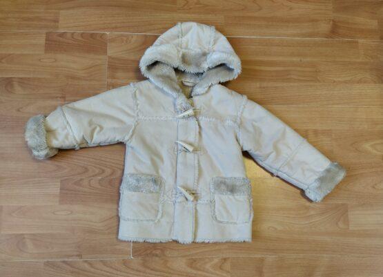 Vyteplený kabátek