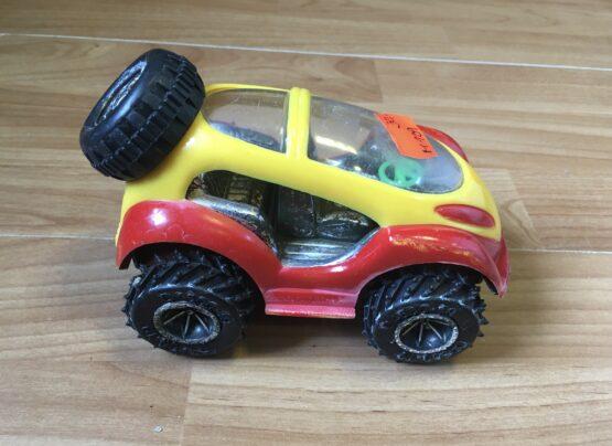 Auto na setrvačník