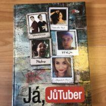 Kniha – Já, jůTuber