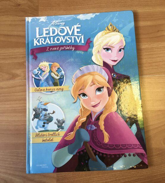 Kniha – Ledové království 2 nové příběhy