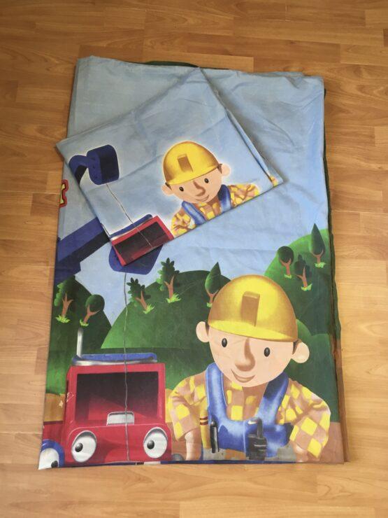 Povlečení na velkou postel Bořek stavitel