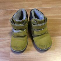 Kotníkové boty Frank Walker