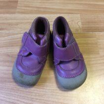 Kožené kotníkové boty Baren – Schuhe