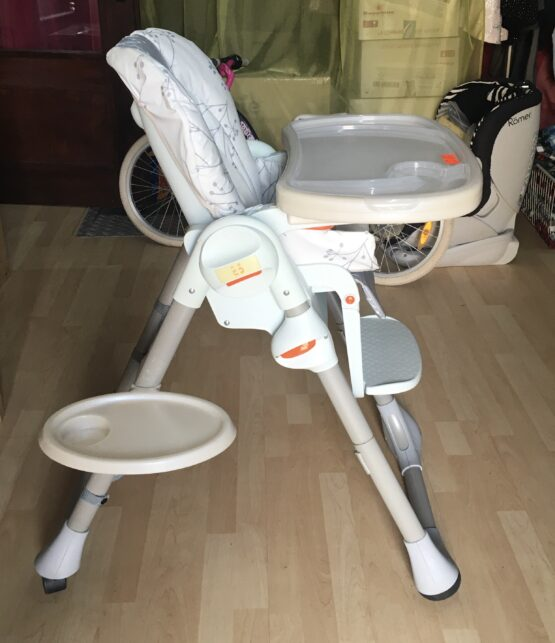 Chicco Jídelní židle Polly 2 v1