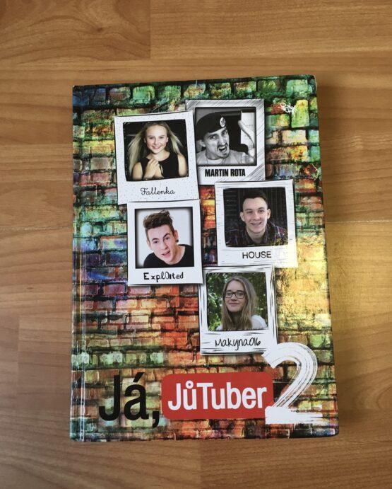 Kniha – Já, jůTuber 2