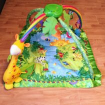 Fisher Price rainforest hrací deka shrazdičkou